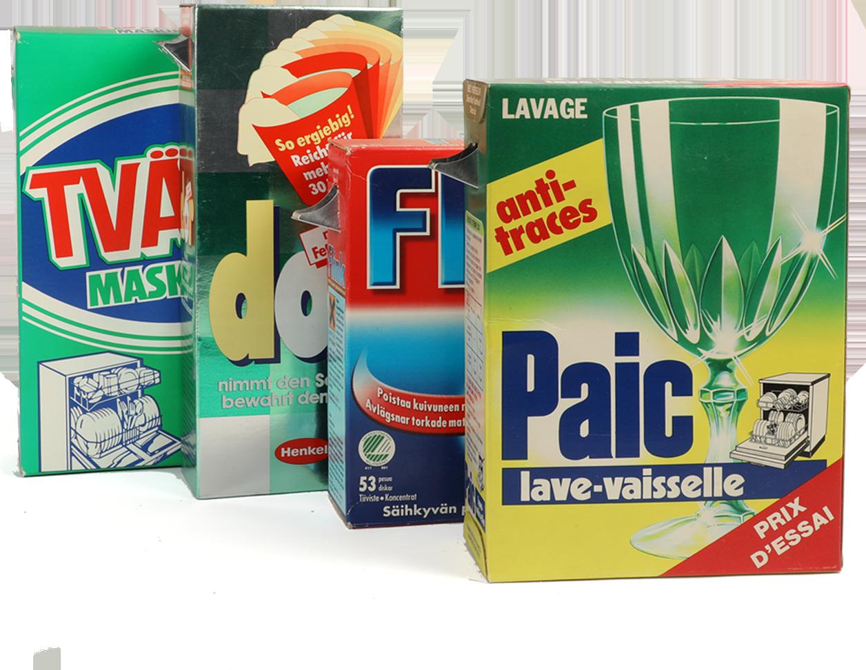Detergenti per lavastoviglie
