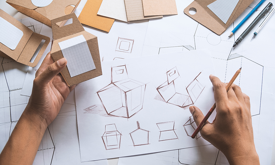 packaging designer tacom