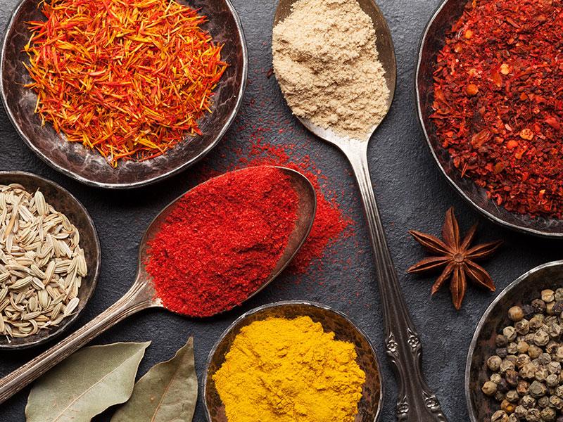 Conservare il gusto delle spezie è facile ed ecologico