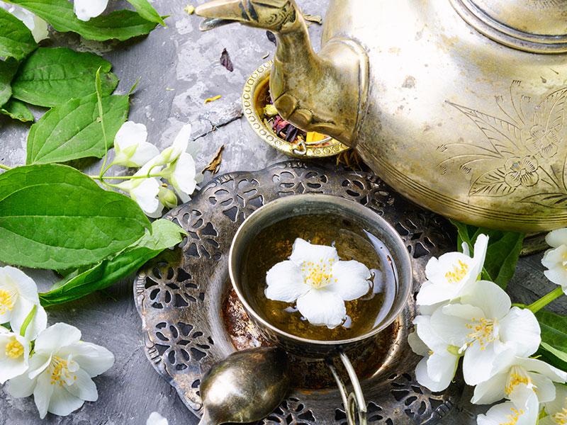 L'evoluzione del mercato del tè dalla foglia al confezionamento