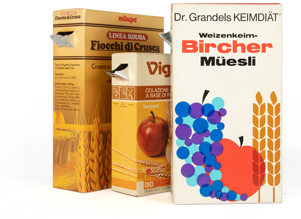 Breakfast cereals or grains