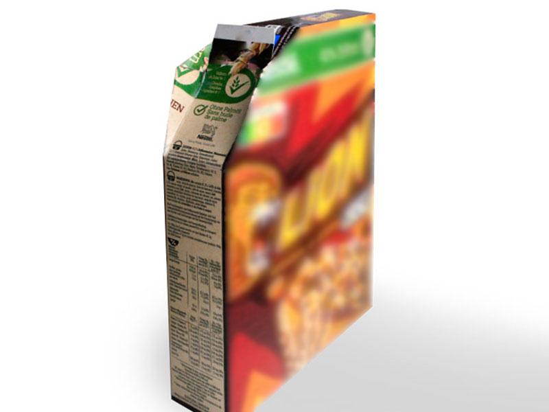 Esempio Cereali e legumi Tacom