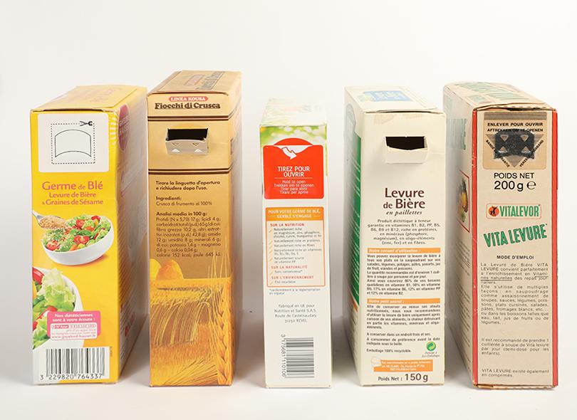 Esempio Additivi e alimenti in polvere Tacom